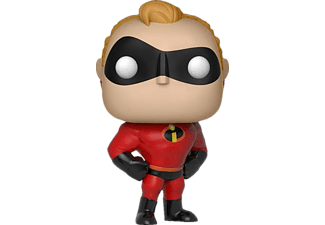 FUNKO UK Disney The Incredibles 2 Pop! Vinyl Figur 363 Mr. Incredible Vinyl Figur, Mehrfarbig