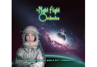 The Night Flight Orchestra - Sometimes The World Ain't Enough (Picture Disk) (Vinyl LP (nagylemez))