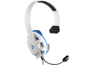 TURTLE BEACH Gaming headset Recon Chat PS4 Wit
