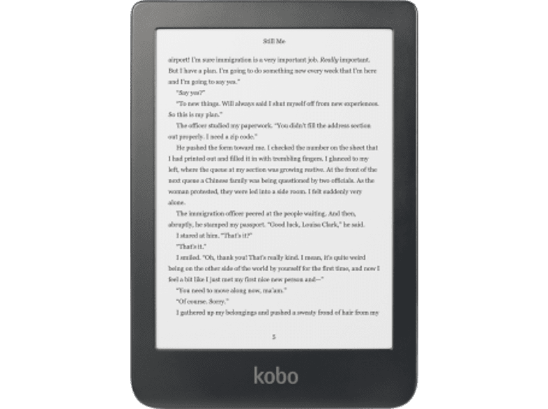 KOBO Clara HD M&P E-Book Reader
