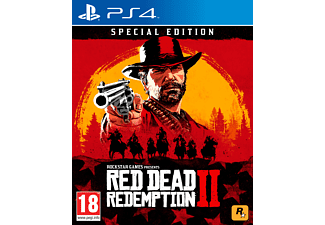 Red Dead Redemption 2 Special Edition NL PS4