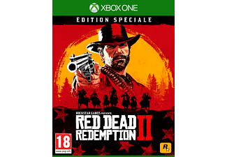 Red Dead Redemption 2 Special Edition FR Xbox One