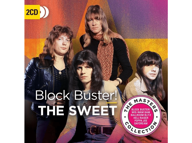 The Sweet - Block Buster! (The Masters Collection) [CD]
