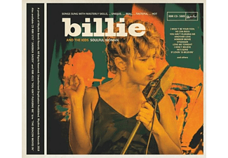Billie And The Kids - Soulful Woman (Limited Editon) - (Vinyl)