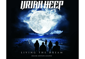 Uriah Heep - Living The Dream CD