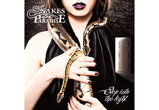Snakes In Paradise - Step Into The Light - (CD)