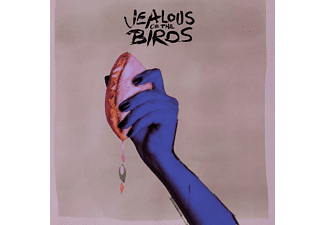 Jealous Of The Birds - The Moths Of What I Want Will Eat Me In My Sleep - (CD)