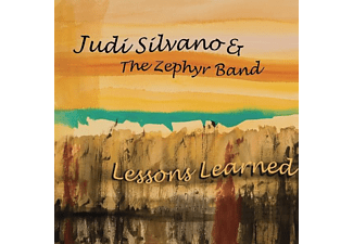 Judi Silvano, The Zephyr Band - Lessons Learned - (CD)