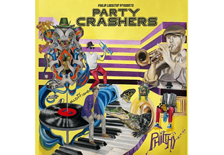 Philthy - Party Crashers - (CD)