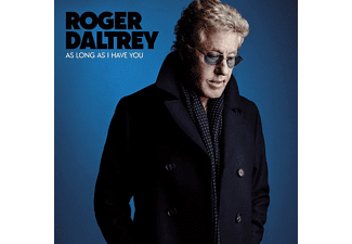 Roger Daltrey - AS LONG AS I HAVE YOU (LTD DELUXE EDT. BLUE VINYL) - (Vinyl)
