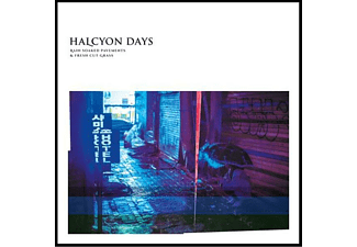 Halcyon Days - Rain Soaked Pavements...(Vinyl) - (Vinyl)