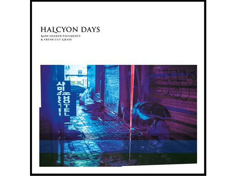 Halcyon Days - Rain Soaked Pavements...(Vinyl) [Vinyl]
