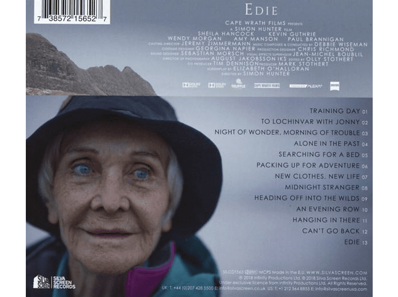 Ost-original Soundtrack - Edie [CD]