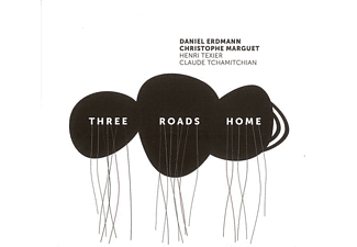 Daniel Erdmann - Christophe Marguet - Three Roads Home - (CD)