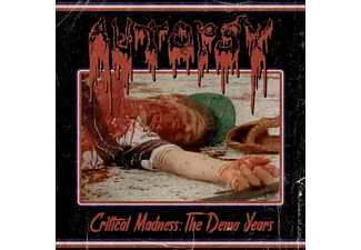 Autopsy - Critical Madness:The Demo Years - (CD)