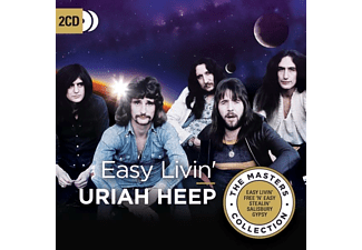 Uriah Heep - Easy Livin' (The Masters Collection) - (CD)