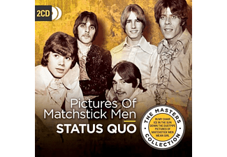 Status Quo - Pictures of Matchstick Men (The Masters Collection - (CD)