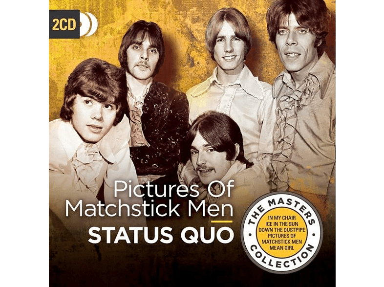 Status Quo - Pictures of Matchstick Men (The Masters Collection [CD]