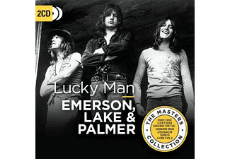 Emerson, Lake & Palmer - Lucky Man (The Masters Collection) - (CD)