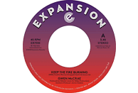 Gwen McCrae - Keep The Fire Burning/Funky Sensation [Vinyl]