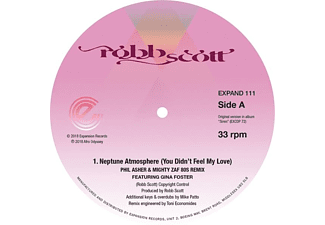 Scott Robb - Neptune Atmosphere-Remixes - (Vinyl)