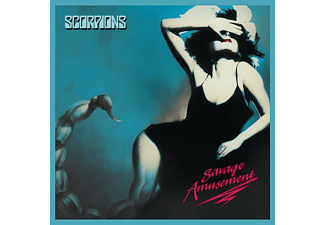 Scorpions - Savage Amusement - (CD)