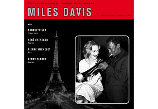Miles Davis - Lift To The Scaffold Ost - (Vinyl)