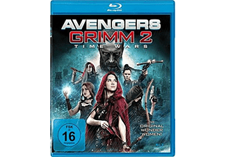 Avengers Grimm 2 - Time Wars - (Blu-ray)