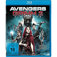 Avengers Grimm 2 - Time Wars [Blu-ray]