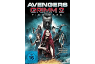 Avengers Grimm 2 - Time Wars [DVD]