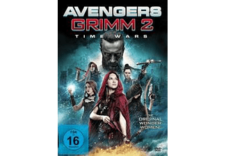 Avengers Grimm 2 - Time Wars - (DVD)