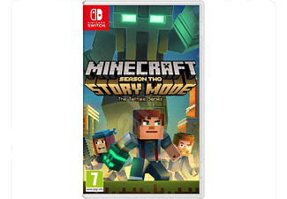 Minecraft Story Mode - Season Two Nintendo Switch