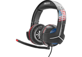 Auriculares - ThrustMaster Y-300CPX Powered Far Cry 5 Edition, Xbox One, PC, MAC, Nintendo Switch,
