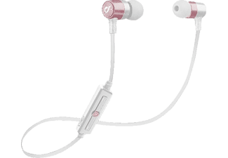 CELLULAR LINE UNIQUE DESIGN, In-ear, Kopfhörer, Pink