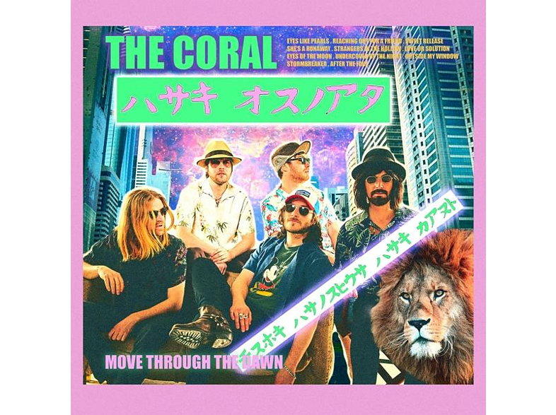 The Coral - Move Through The Dawn [CD]