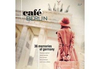 VARIOUS - Cafe Berlin-Memories Of Germany - (Vinyl)