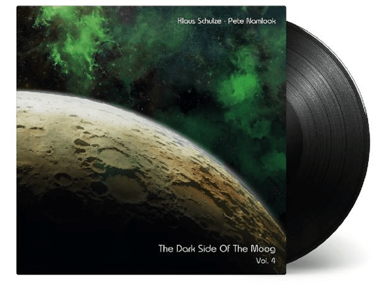 Klaus Schulze - Dark Side Of The Moog Vol.4-Three Pipers At The [Vinyl]