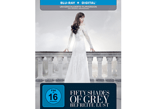 Fifty Shades of Grey - Befreite Luste (Steelbook Edition) Exklusiv - (Blu-ray)
