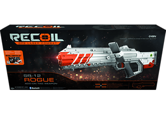RECOIL Rogue ADD-ON TAG Weapon Laserpistole, Grau/Orange