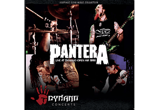 Pantera - Live At Dynamo Open Air 1998 - (CD)