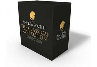 Andrea Bocelli - The Classical Collection (Ltd.Edt.) - (CD)