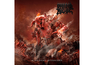 Morbid Angel - Kingdoms Disdained - (CD)