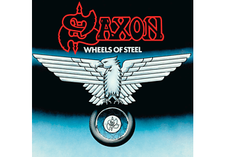 Saxon - Wheels of Steel - (CD)