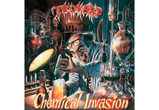 Tankard - Chemical Invasion (Deluxe Edition) [CD]