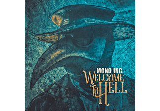 Mono Inc. - Welcome to Hell - (CD)