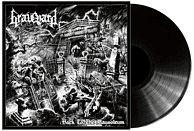 Graveyard (spain) - Back In The Mausoleum (Black Vinyl) [Vinyl]