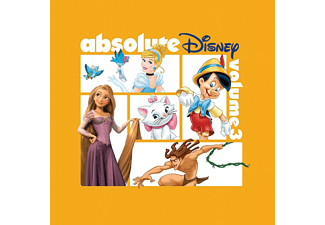 VARIOUS - Absolute Disney: Vol.3 - (CD)