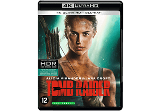 Tomb Raider - 4K Blu-ray