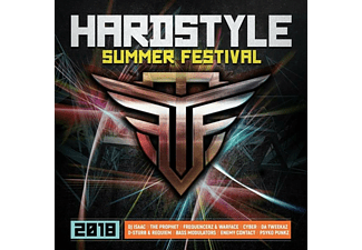 VARIOUS - Hardstyle Summer Festival 2018 - (CD)