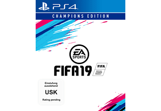 FIFA 19 Champions Edition - PlayStation 4